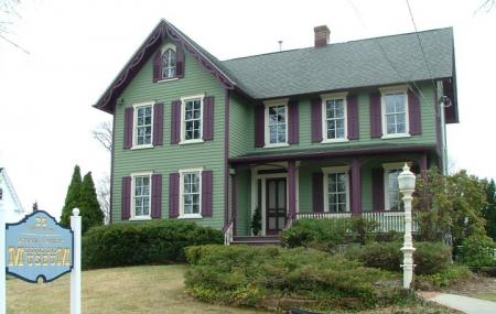 Ocean County Historical Society Museum, Toms River