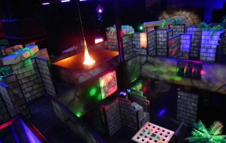 Lasertag Adventure, Waukesha