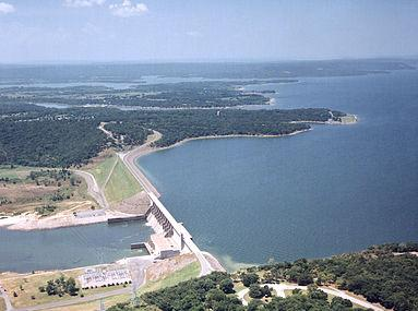Eufaula Dam, Notchietown