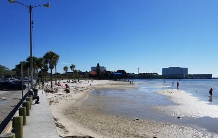 Ben T Davis Beach, Tampa