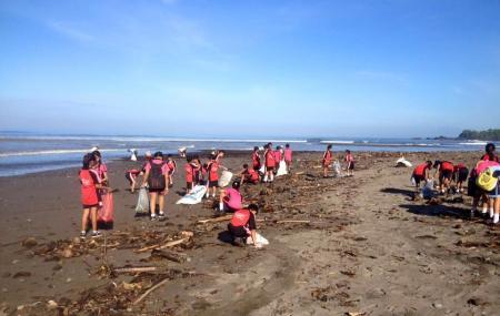 The Seabreeze At Balian Beach Image