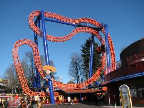 Linnanmaki Amusement Park, Helsinki