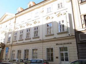 The Mucha Museum, Prague