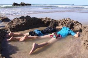Hot Water Beach, Whitianga