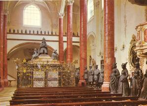 Hofkirche, Court Church Of Innsbruck, Innsbruck