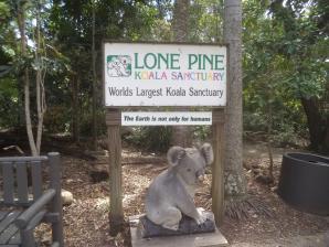 Lone Pine Koala Sanctuary, Brisbane