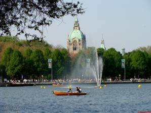 Maschee, Hannover
