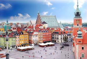 Warsaw Old Town, Warsaw