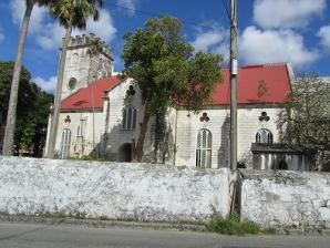 St. Michael's Cathedral, Bridgetown