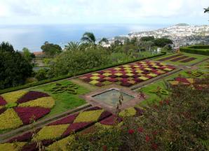 Botanical Garden Madeira, Funchal