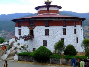 National Museum Of Bhutan, Paro