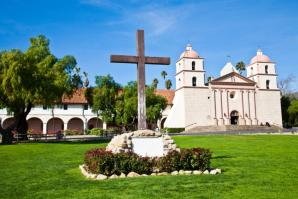 Mission Santa Barbara, Santa Barbara