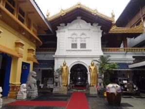Gangaramya Temple, Colombo