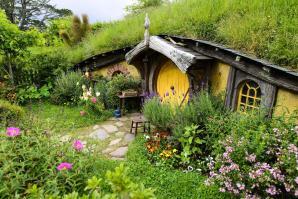 Hobbiton Movie Set, Rotorua