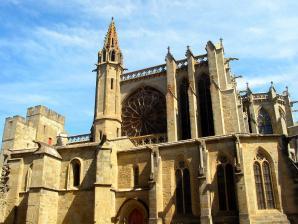 Basilica Of Saint Nazaire, Carcassonne
