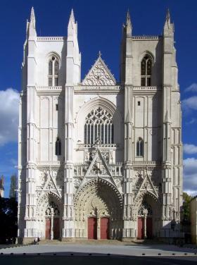 Cathedrale De Saint-pierre Et Saint-paul, Nantes