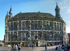 Rathaus Aachen, Aachen