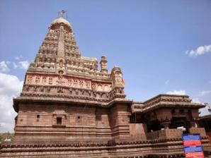 Grishneshwar Jyotirlinga Temple, Aurangabad
