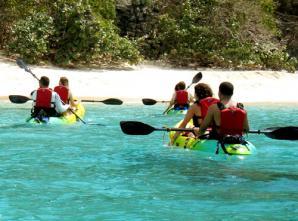 Kayaking Puerto Rico Adventures, Fajardo