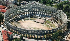 The Arena, Pula
