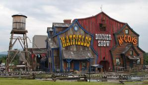 Hatfield And Mccoy Dinner Show, Pigeon Forge