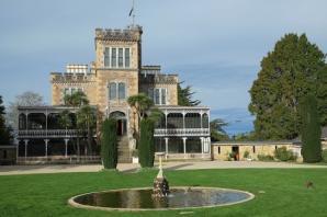 Larnach Castle And Gardens, Dunedin