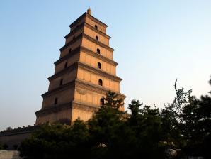 Dayan Pagoda Northern Square, Xian