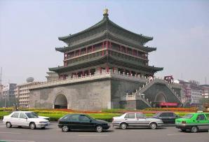 Xi'an Bell Tower, Xian