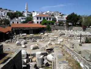 Mausoleum At Halicarnassus, Bodrum