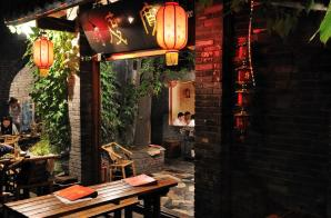 Kuan-zhai Ancient Street Of Qing Dynasty, Chengdu