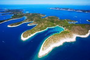 Pakleni Islands, Hvar