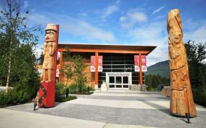 Squamish Lil'wat Cultural Centre, Whistler