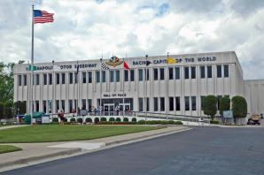 Indianapolis Motor Speedway And Hall Of Fame Museum, Indianapolis
