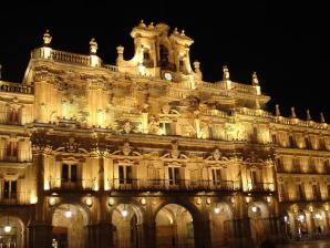 Salamanca Plaza Mayor, Salamanca