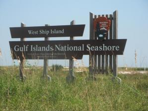 Gulf Islands National Seashore, Destin
