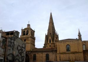 Church Of Santa Maria De Palacio, Logrono