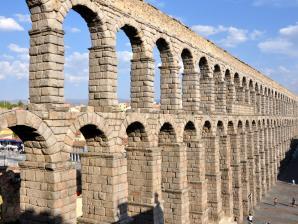 Aqueduct Of Segovia, Segovia