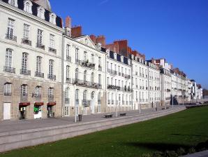 L'ile Feydeau, Nantes