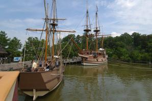 Jamestown Settlement, Williamsburg