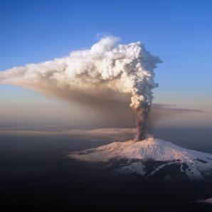 Mount Etna, Catania