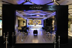 Champagnes Pommery, Reims