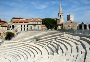 Theatre Antique D'arles, Arles