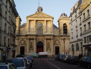 Eglise Notre Dame, Versailles