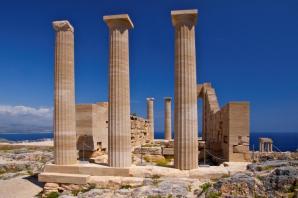 Acropolis Of Lindos, Lindos