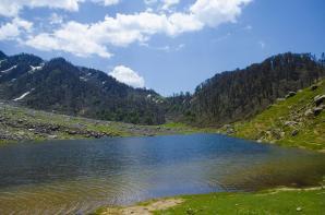 Kareri Lake, Dharamshala