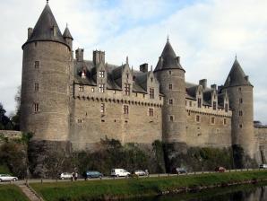 Chateau De Josselin, Vannes