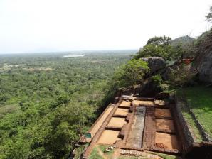 Terrace Gardens, Sigiriya