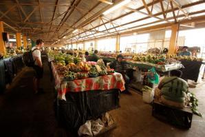 Suva Municipal Market, Suva