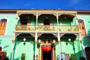 Pinang Peranakan Mansion, Penang Hill