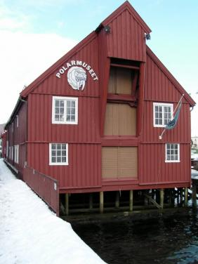 The Polar Museum Or Polarmuseet, Tromso